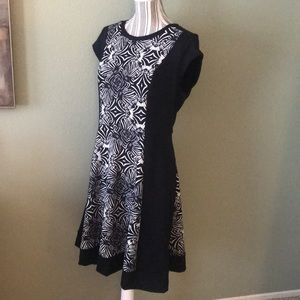 Nicole by Nicole Miller Dresses - Nicole Miller Black & White dress